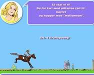 Díjugrató lovas online fiús és lányos
