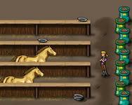 Eggersmann lovas etetős