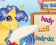My Little Pony lovas �lt�ztet�s
